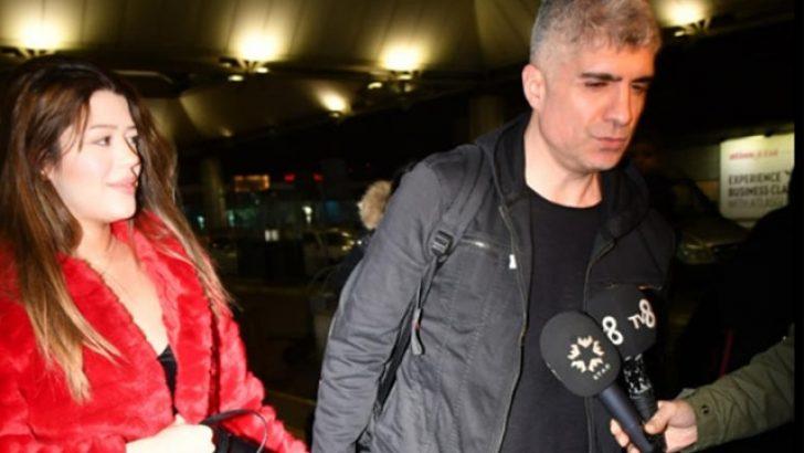 Özcan Deniz ve Feyza Aktan evlendi!