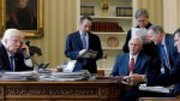 Trump, 1,3 Trilyon Dolarlık Harcama Yasasını Veto Edebileceği Söyledi