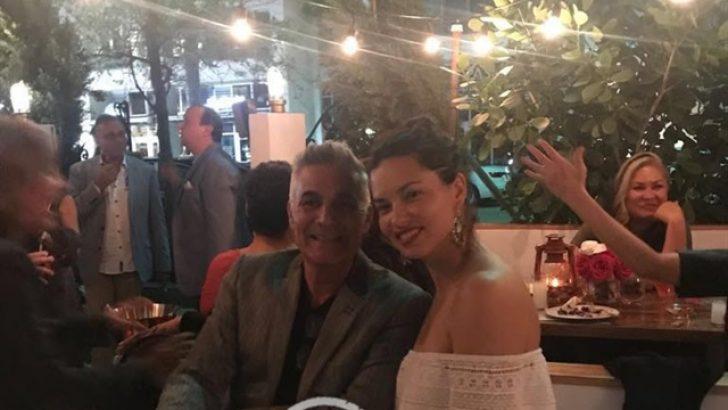 Adriana Lima'dan sürpriz parti!