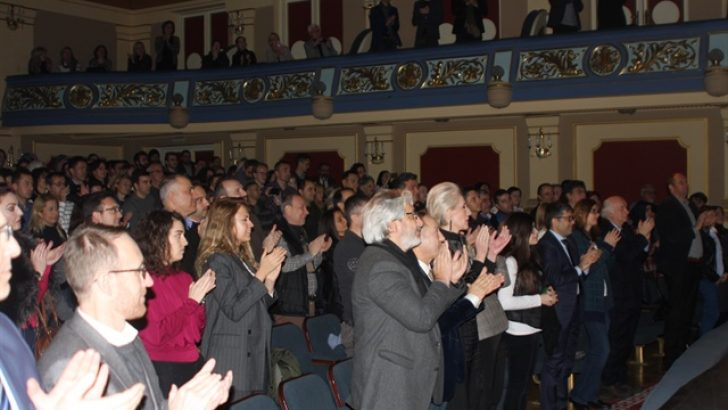 """""""Sızı"""" Saraybosna'da ayakta alkışlandı!"""