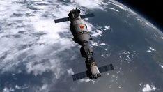 Çin'in kontrolden çıkan uzay istasyonu Türkiye'ye düşebilir