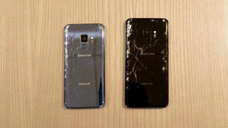 Samsung Galaxy S9 kolay mı kırılıyor?