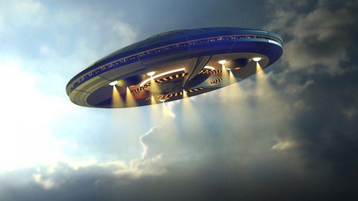 UFO sanılıyordu ama gerçek ortaya çıktı