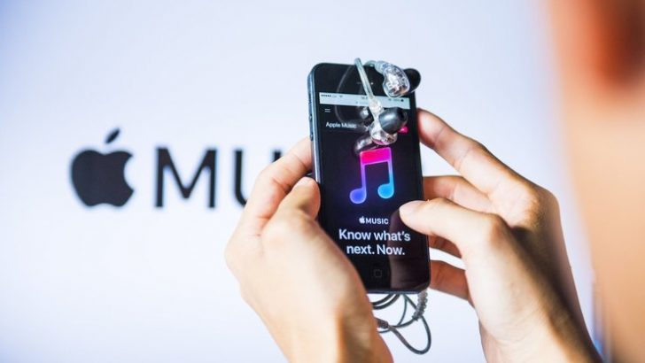 Apple Music rakiplerini korkuttu