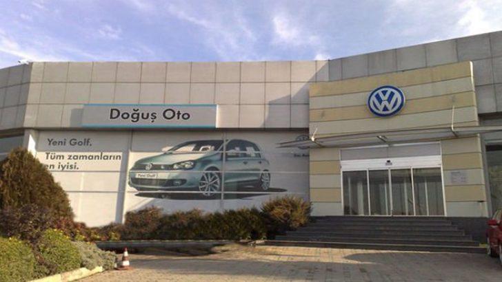 Doğuş, VW ve Audi bayileriyle masaya oturuyor