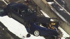 Tesla'nın ölümlü kazasında araç oto pilot modundaydı!