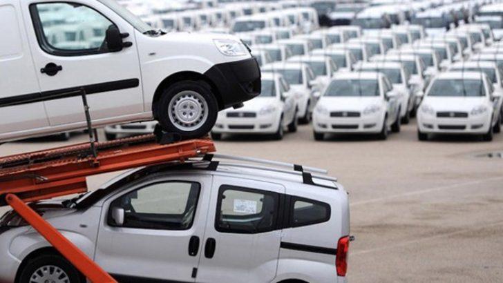 Otomotiv pazarı yüzde 3.5 arttı