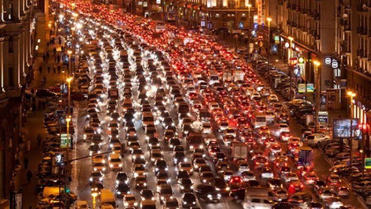 Avrupa'da en yoğun trafiğe sahip ülkeler