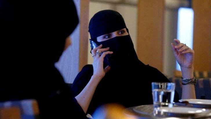Suudi Arabistan'da eşinin telefonunu karıştırana hapis cezası