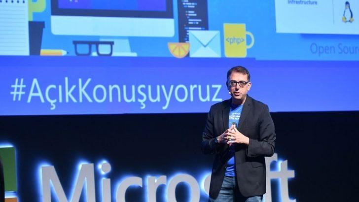 Açık kaynak tutkunları Microsoft Open Source Summit'te buluştu