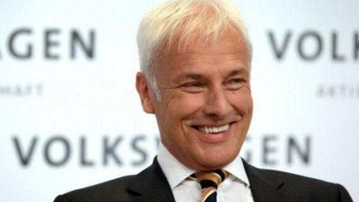 Volkswagen CEO'su Matthias Müller görevden alındı mı?