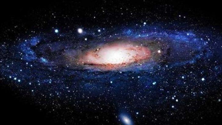 Samanyolu Galaksisi, saniyede 500 metre genişliyor
