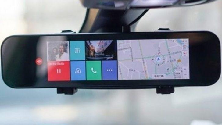 Xiaomi'den akıllı dikiz aynası; Mi Smart RearView