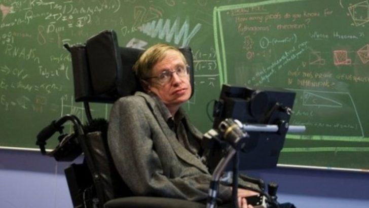 Hawking'in 'vasiyeti' büyük sırrı çözebilir