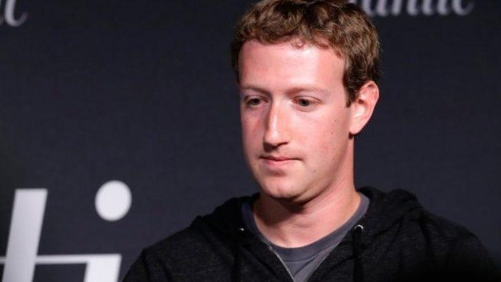 Mark Zuckerberg, tam sayfa gazete reklamıyla özür diledi!