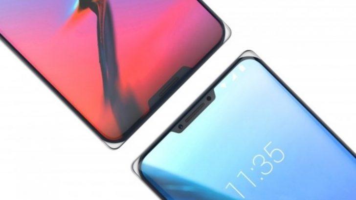 Çift çentikli akıllı telefon: ZTE Iceberg