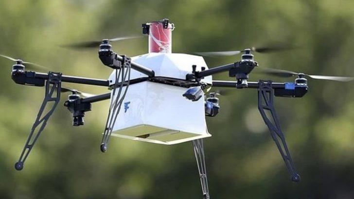 Drone'la iPhone kaçakçılığı yapan çete yakalandı