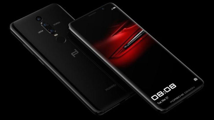 10 bin TL'lik canavar 'Huawei Mate RS' tanıtıldı