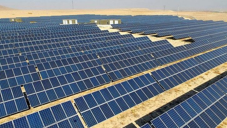 Çin'den Türkiye'nin güneşine 1 milyar dolar bütçe