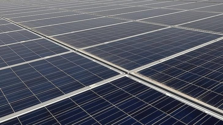 Yerli güneş paneli hücresi üretimi için geri sayım