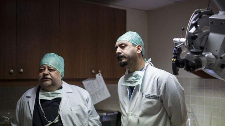 Dünyanın ilk 'robotik' ameliyatı Türkiye'den!