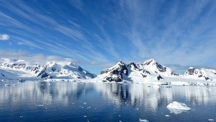 Antarktika'daki deniz altı buzul erimesi alarm veriyor