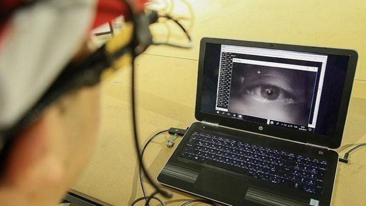Engelliler için gözle bilgisayar kullandıran yazılım!