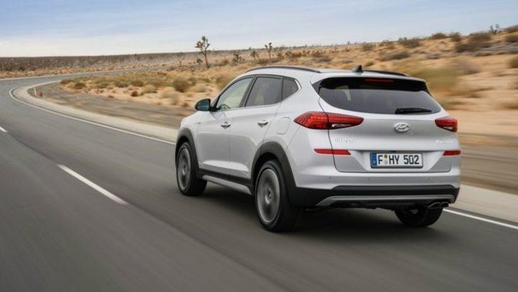 Yeni Hyundai Tucson New York Otomobil Fuarı'nda sergilendi