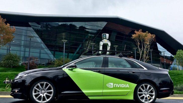 Nvidia'dan otonom sürüş testlerini durdurma kararı