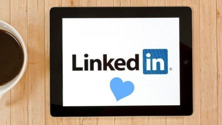 """LinkedIn'in yeni özelliği """"Video filtreleri"""""""