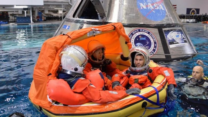 NASA çalışanlarını hangi testlerden geçiriyor?