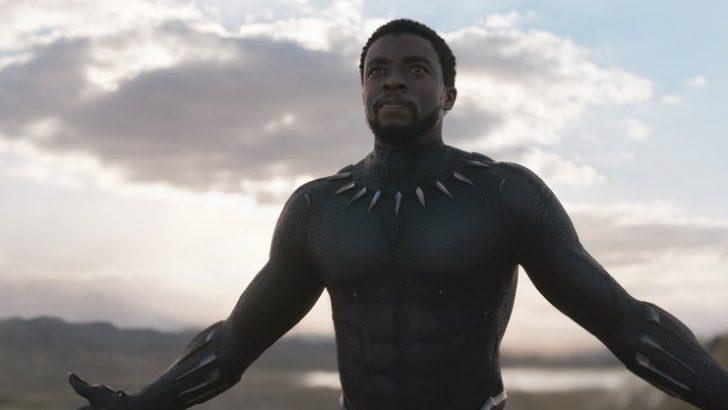 Siyah Panter'den sosyal medya rekoru
