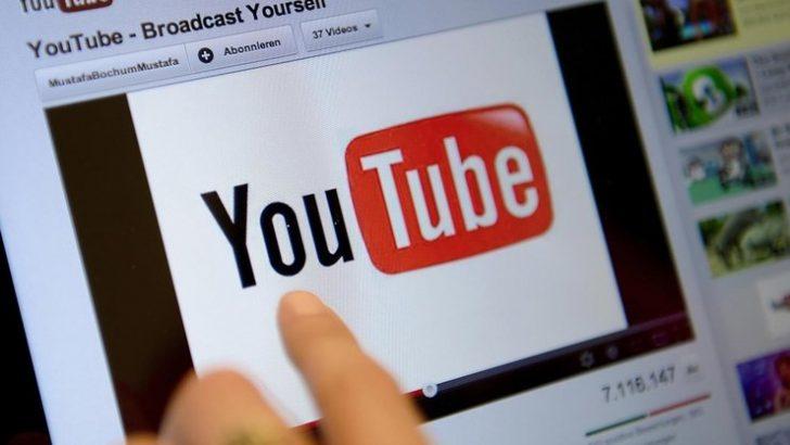 Youtube'a kendisine ayrımcılık uygulandığı savıyla saldırmış