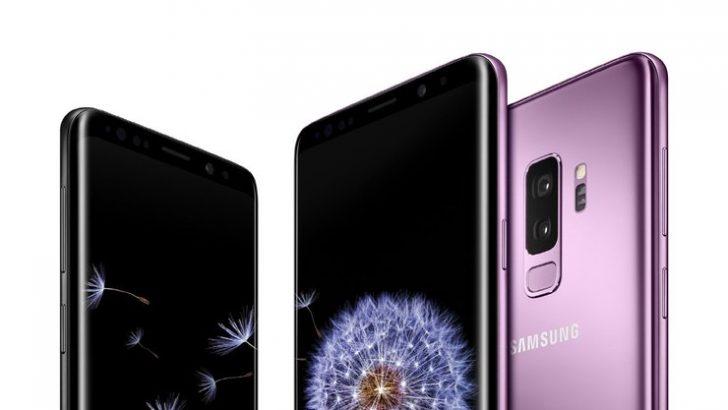 Samsung Galaxy S9 mini ortaya çıktı