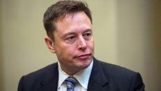 Elon Musk itiraf etti