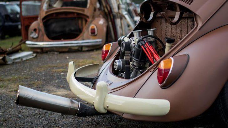 VW Beetle'a Porsche 911 motoru takılabilir mi?