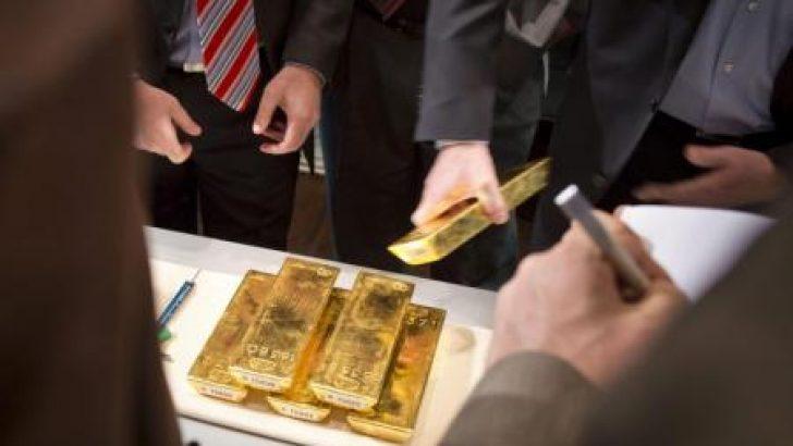 Altın Fiyatları Güvenli Liman Taleplerinin Artmasıyla %1 Yükseldi