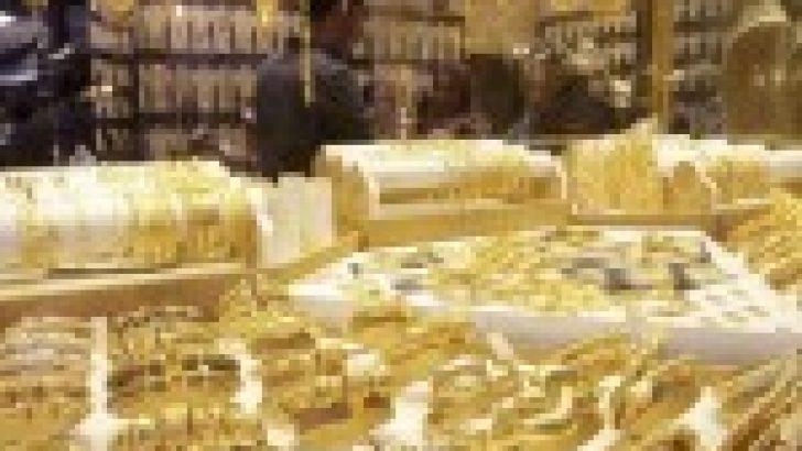 Yurt içinde Altın fiyatlarından yeni rekor geldi!