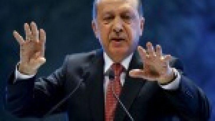 Cumhurbaşkanı Erdoğan, büyüme ve kurdaki oynaklığı değerlendirdi