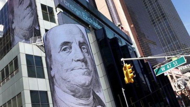 YENİLEME 1-TCMB'nin brüt döviz rezervi 30 Mart haftası itibarıyla $3.6 mlyr düşüşle $84.7 milyara geriledi