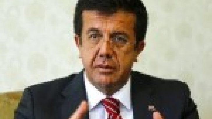 Ekonomi Bakanı Zeybekci Türkiye'nin ABD'nin çelik ve alüminyuma uyguladığı ek gümrük vergilerinden muafiyeti için ABD Ticaret Bakanı Ross'a mektup gönderdi-yetkili