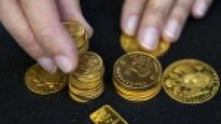 Altın Fiyatları Güçlü Dolar Etkisi Sürdükçe Düşüş Yaşıyor