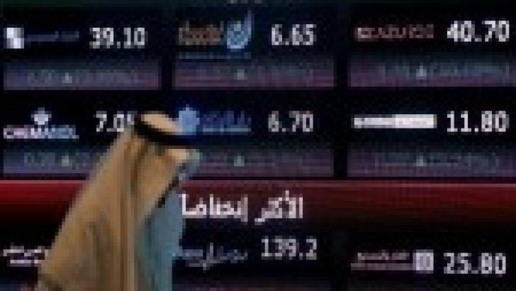 Suudi Arabistan piyasaları kapanışta yükseldi; Tadawul Borsası 0,02% değer kazandı