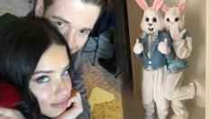 Adriana Lima ve Metin Hara'nın aşk paylaşımları devam ediyor!