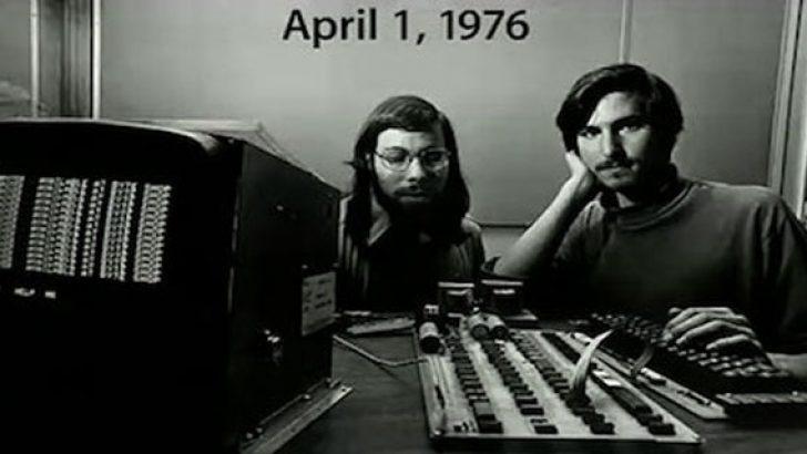 Bugün Apple'ın kuruluşunun 42. yılı