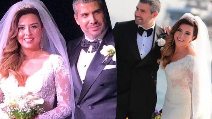 Aslı Hünel ile Savaş Fatih Yurtsever evlendi!