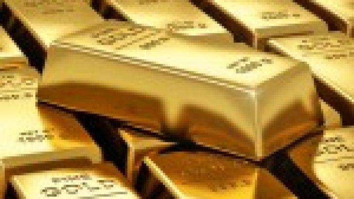 Altın fiyatları beş haftanın en yüksek seviyesinde