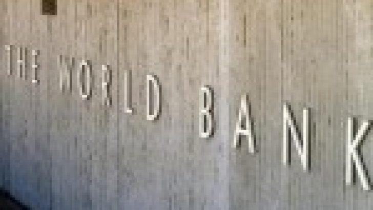 Dünya Bankası Türkiye'nin Büyümesini %4-5 Arası Bekliyor