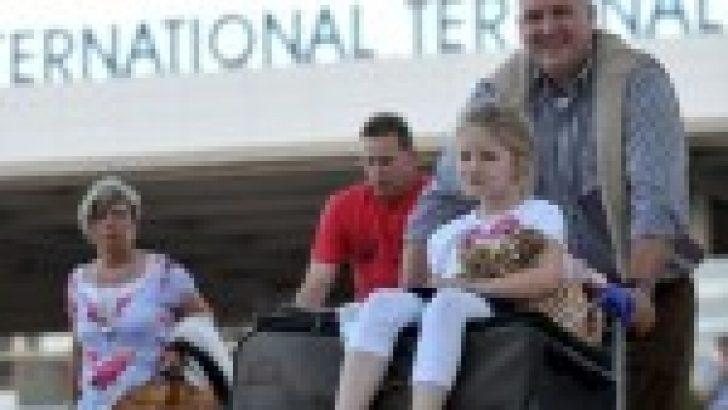 Antalya'ya Gelen Ziyaretçi Sayısı % 46,6 Artarak 500 Bini Geçti