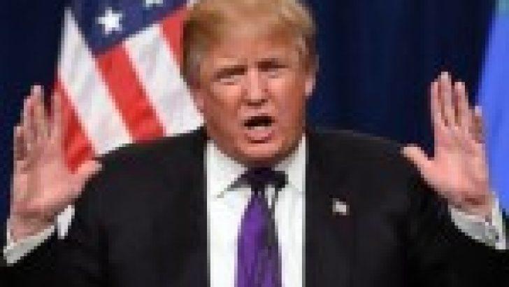 Trump: Suriye'den Çekileceğiz